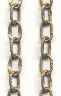 Antique CCS Chain W/6.7mm Wide Links