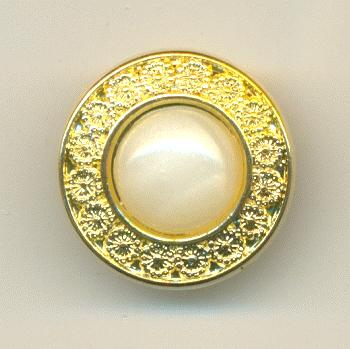 15mm gold off white buttons with shank jan 39 s jewelry for Buttons with shanks for jewelry