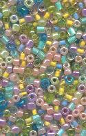 11/0 Mixed Glass Seed Beads