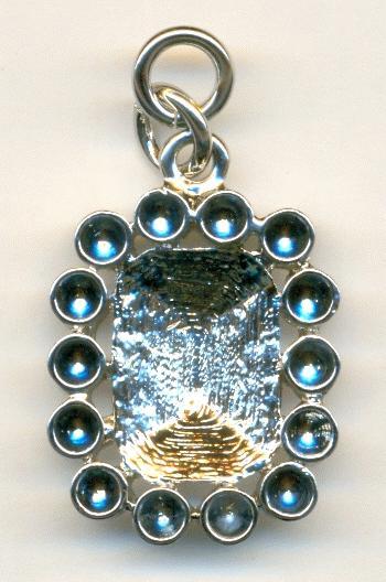 18x13mm Sp Octagon Multi Stetting Jan S Jewelry Supplies
