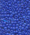 11/0 Opaque Blue Seed Beads