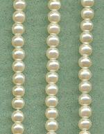 61'' 3.5mm Pearl Beads