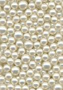3mm Ivory No Hole Pearls