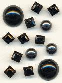 8-18mm Mixed Black and Gray Stones