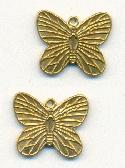 14x16mm Butterfly Charms