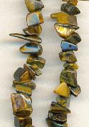 Tiger's Eye Chip Beads