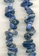 Blue Natural Stone Nuggets
