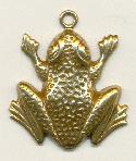 28x22mm AG Frog Charm