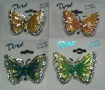 12 Butterfly Brooches