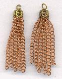 37mm CS Tassels W/Filigree Cap