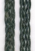 10mm 7 Strand Black Braided Cord