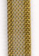 10mm Brass Mesh Chain