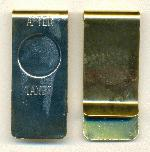 2 1/4'' x 1'' GP Money Clip