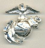 41x39mm SP Marine Corps Brooch