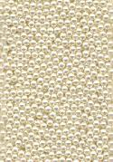1.5-2mm Lt Off-White Pearl No Hole Bead