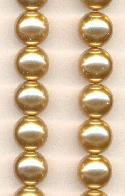 12mm Champagne Glass Pearls