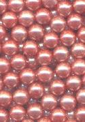 Mixed Pink Pearl No Hole Beads