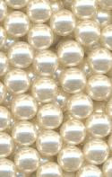 5mm Acrylic Ivory Pearl