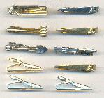 Mixed Lot Of Tie Bars