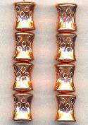 16x13mm MP Copper Colored Bead