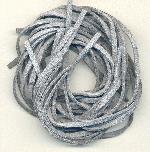 15'' Grey Suede Precut Cord Pieces