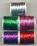 0.6mm Metallic Beading Thread