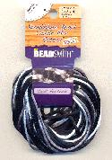 2mm Rattail Cord Mix - Cool Neutrals