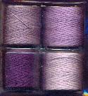 S-Lon Bead Cord Color Mix - Lilac