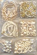 Mix Lot Various Pearl Strands/Clusters