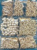 Mixed Lot of Pearl Strands and Drops