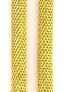 10mm Round Brass Mesh Tube Chain