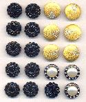 Mixed Lot RS Buttons/Embellishments