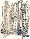 Mixed Necklace Chain Lot
