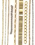 Mixed Lot of Unique Vintage Chains