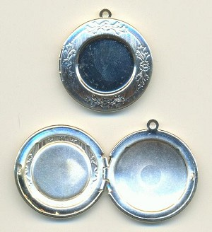 32mm SP Locket with 18mm Recess