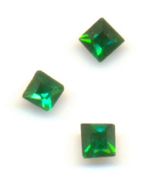 2mm MC Emerald Square RS
