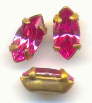 6x3mm MC Rose Pre-set