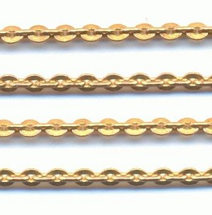 2.3mm Brass Cable Chain
