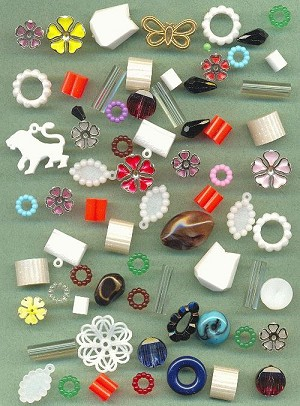 Mixed Craft Supplies