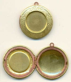 31mm Recessed Locket For 18mm Stone