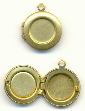 13mm Locket With 8mm Recess