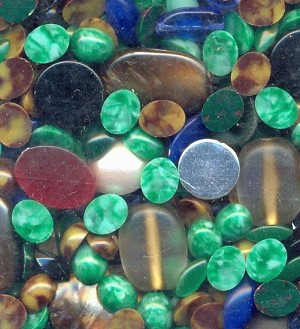 Mixed Bag of Beads/Stones