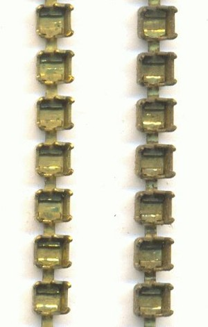 Brass RS Chain Blanks for 14ss