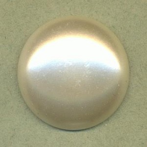 35mm Off-White Ivory Pearl Stone