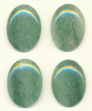 30x22mm Aventurine Natural Stone