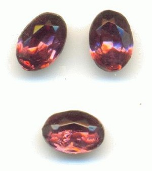 6x4mm Amethyst Oval RS