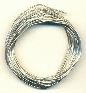 20 Feet Prefluxed Solder Wire - 300°