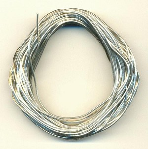40 Feet Prefluxed Solder Wire - 300°
