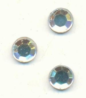 16ss Crystal Hot Fix Rhinestones