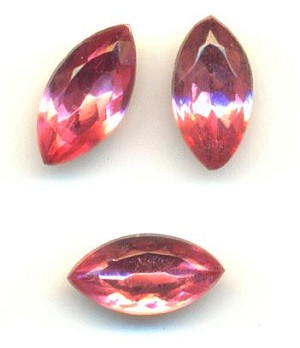 10x5mm TTC Light Rose Navette